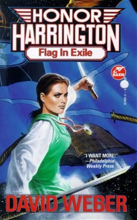 flag  exile honor harrington   david weber