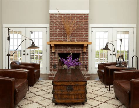 Brick Fireplace Mantel Decorating Ideas by Mantel Decorating Ideas Freshome