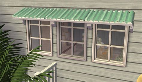sims 3 awning mod the sims seaside retreat awnings 15 recolors