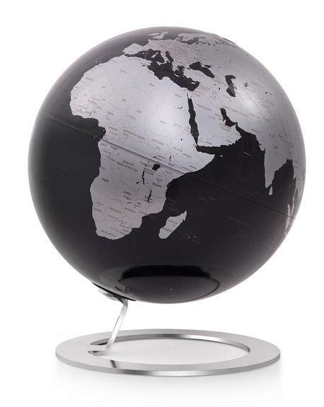 Globus Modern by 25cm Design Globus Atmosphere Iglobe Black Edition Globus