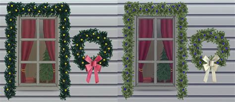 sims 3 seasons christmas decorations christmas lights