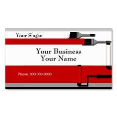 Paint Net Business Card Template by 1000 Images About Handyman Business Cards On
