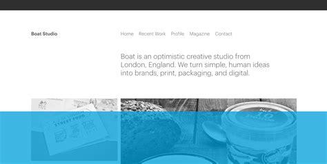 big boat studio sites em flat design 16 exemplos para inspirar voc 234