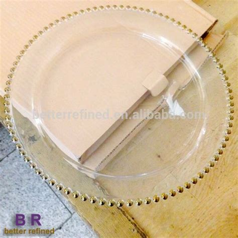 clear glass charger plates wholesale clear glass charger plates wholesale buy clear glass