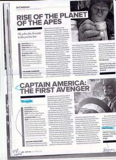 layout features of a magazine magazine article chloedobinson
