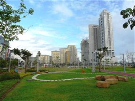 Residential Plan by Parks Outdoor Running And Fitness In Manila The Fort