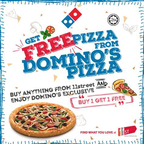 domino pizza voucher indonesia september 2016