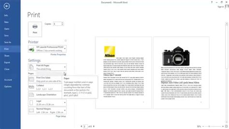 cara layout buku di illustrator cara membuat layout buku di ms word youtube