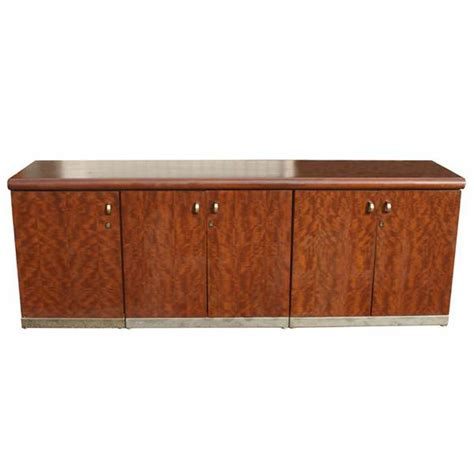what is a credenza 6 5ft mid century burl credenza breakfront credenza