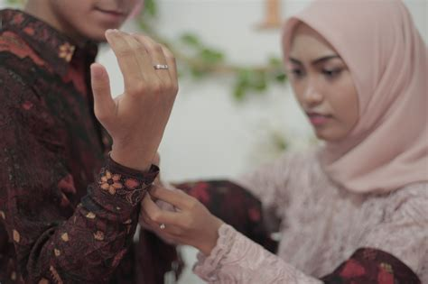 simple diy engagement inspiration isna faiz inspirasi