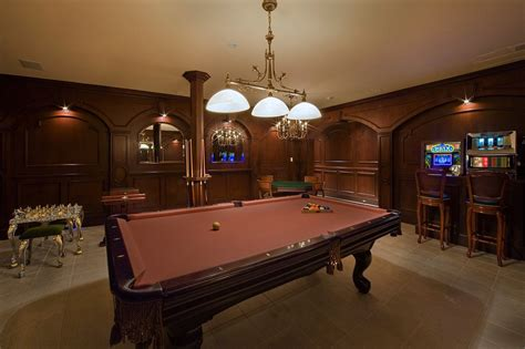 billiards room not your typical ny estate 17 500 000 pricey pads