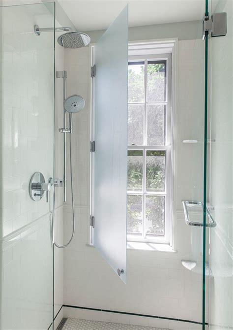 nella doccia finestra nella doccia problemi idee soluzioni design