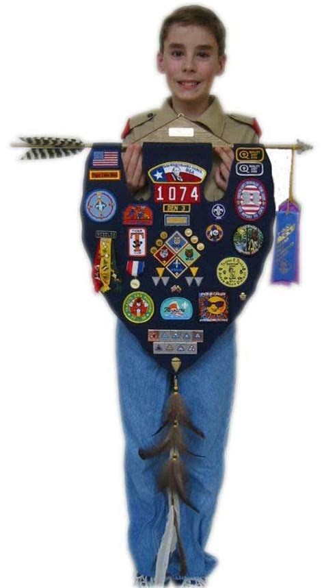 boy scout arrow of 13 best images about cub scout shadow boxes on pinterest