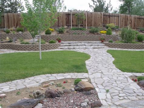 Backyard Yard Ideas Rectangular Backyard Landscaping Ideas Pdf