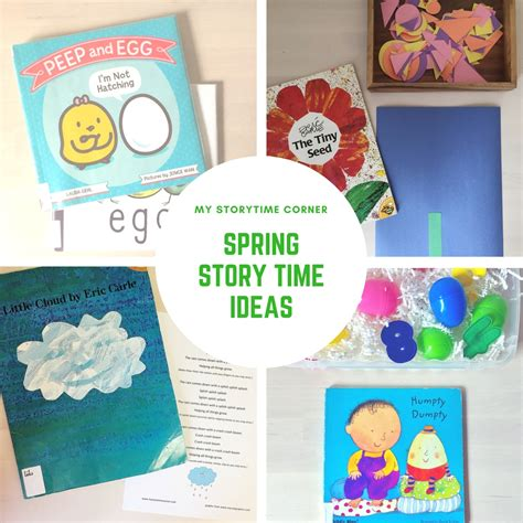 storytime themes for march 12 spring story time ideas for toddlers and preschoolers