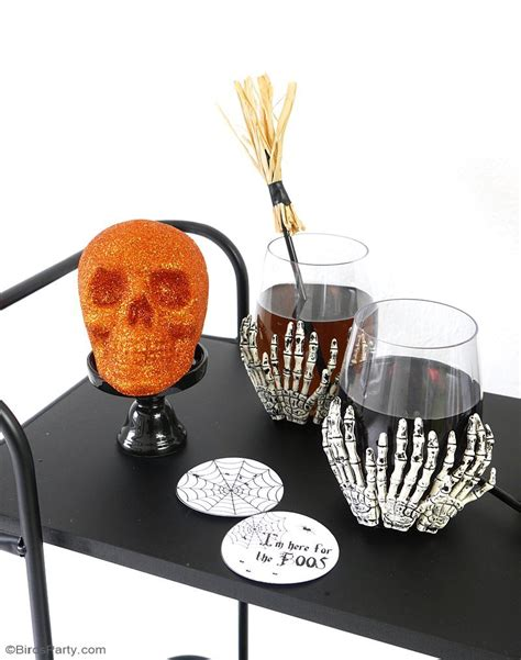 8 quick and easy halloween craft decoration ideas rent quick easy halloween party crafts with free printables
