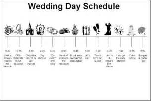 wedding planning schedule brunch wedding timeline wedding reception timeline b unique wedding wedding