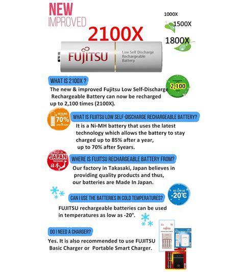 Batere A3 900mah Rechargeable Fujisu Japan fujitsu rechargeable aa ready to use battery 2000mah 2100 cycle 4pcs pack hr 3utcex 4b