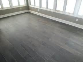 Plank Floor Tile Sunroom Plank Tile Floor Traditional Sunroom New York By Groundswell Contracting