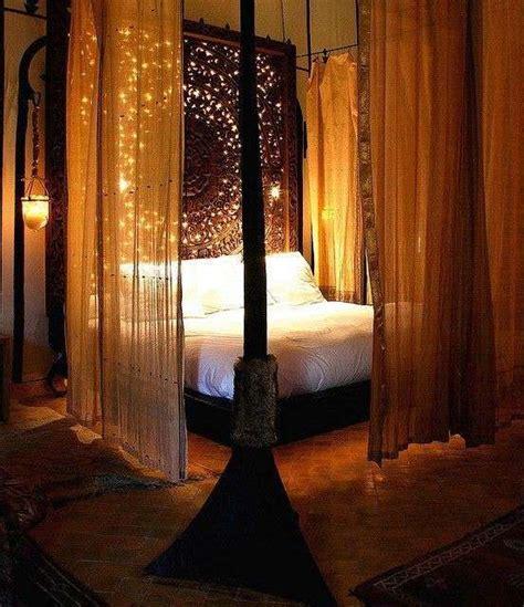 camere da letto stile orientale illuminazione da letto foto design mag
