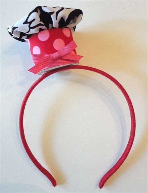 chef hat craft for mini chef hat headband so cooking birthday