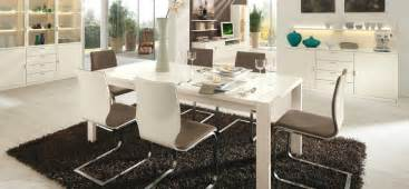 Modern White Dining Room Set 30 Modern Dining Rooms
