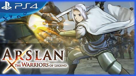 Kaset Ps4 Arslan The Warriors Of Legend arslan the warriors of legend west announce trailer ps4 ps3 eu
