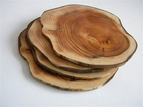 Wood Disk Placemat It Or It by 25 Best Ideas About Wooden Coasters On Rustic