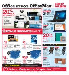 Office Depot Weekly Ad Office Depot Weekly Ad In Bridgewater East Brunswick