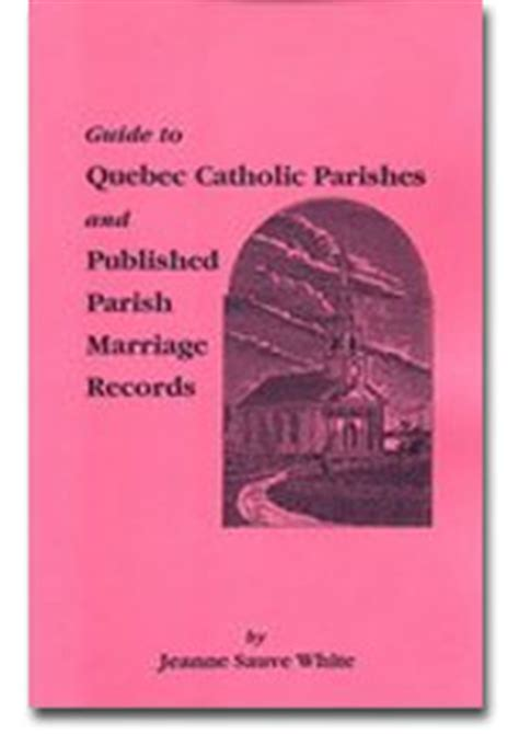 Baltimore Marriage Records Guide To Catholic Parishes And Published Parish Marriage Records By Jeanne