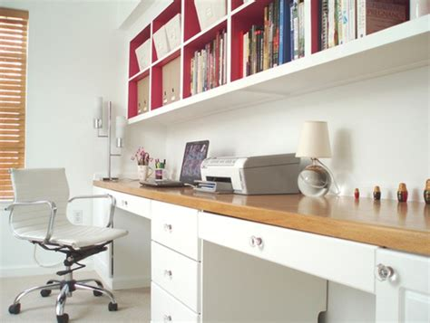Small Office Room Design Ideas 28 White Small Home Office Ideas Home Design And Interior