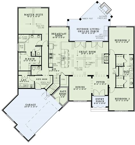 view malibu floor plan for a 1800 sq ft palm harbor house plan 153 1992 3 bdrm 2 408 sq ft french home