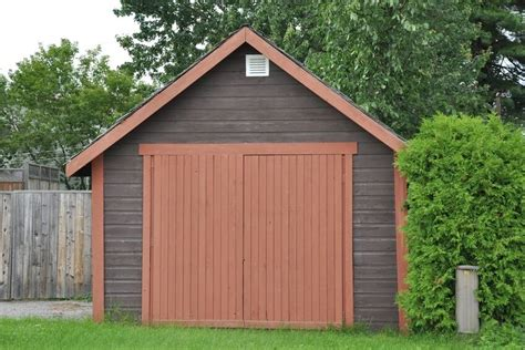 build   wood shed ebay