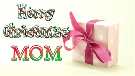 merry christmas mom christmas  card ecard youtube