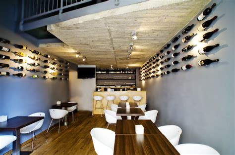 What Is A Studio Apartment Wine Bar Defact Studio