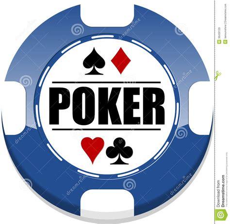 poker chip stock vector illustration  gambling gamble