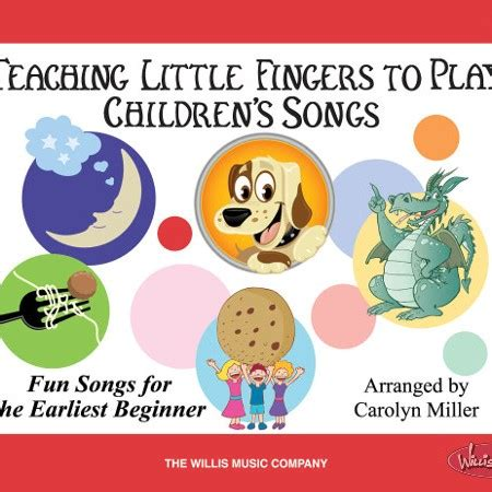 teaching little fingers to 1423494377 teaching little fingers to play children s songs bk cd early elementary willis music store