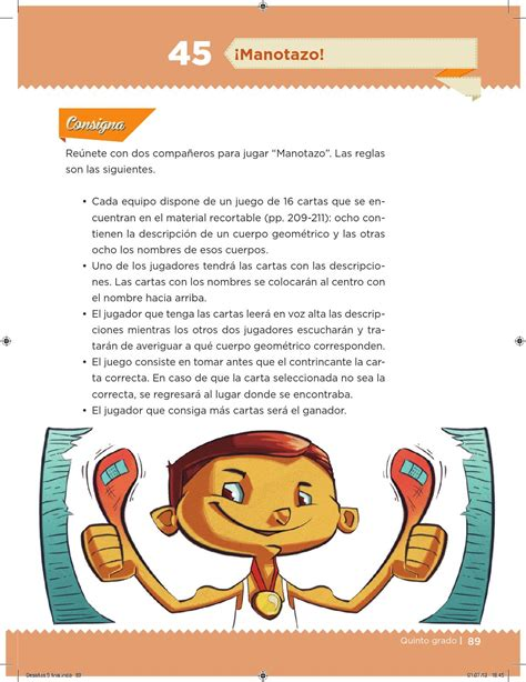 issuu libro de matemticas contestado etc desaf 237 os 5 alumno by santos rivera page 90 issuu