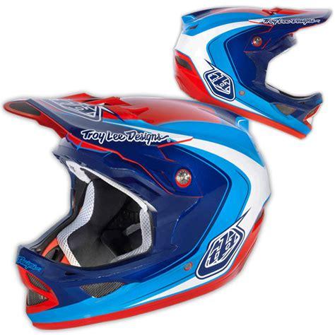 Troy Lee Design Dh Helmet | 2013 troy lee designs d3 mirage mtb dh bmx bike carbon