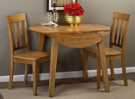 simplicity honey extendable drop leaf dining table