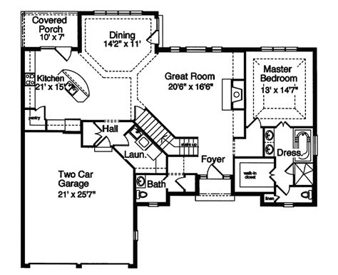 Shingle Creek Floor Plan by Creek Shingle Style Home Plan 065d 0029 House