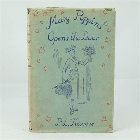 poppins opens the door by p l travers second