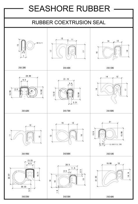 type of rubber st door seal extrusions popular types are door seal door