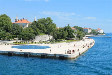 sea organ croatia croatia sea organ zadar sea organ croatia gems from zadar