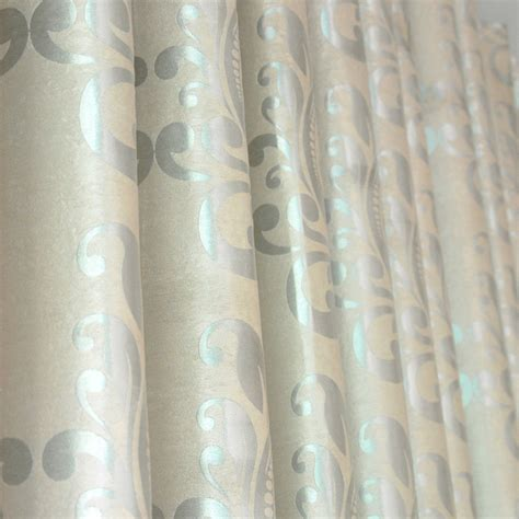 gauze fabric curtains fashion balcony whole double faced jacquard window curtain