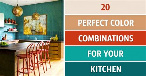 perfect color combinations 20 perfect color combinations to brighten up your kitchen