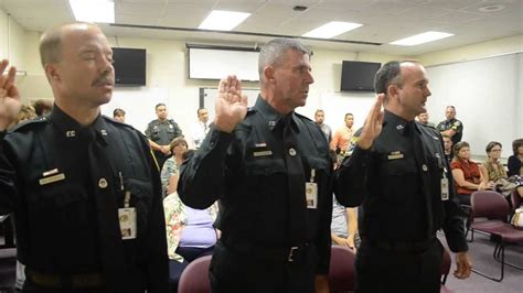 Flagler County Sheriff Office by New Deputies Sworn In At The Flagler County Sheriff S