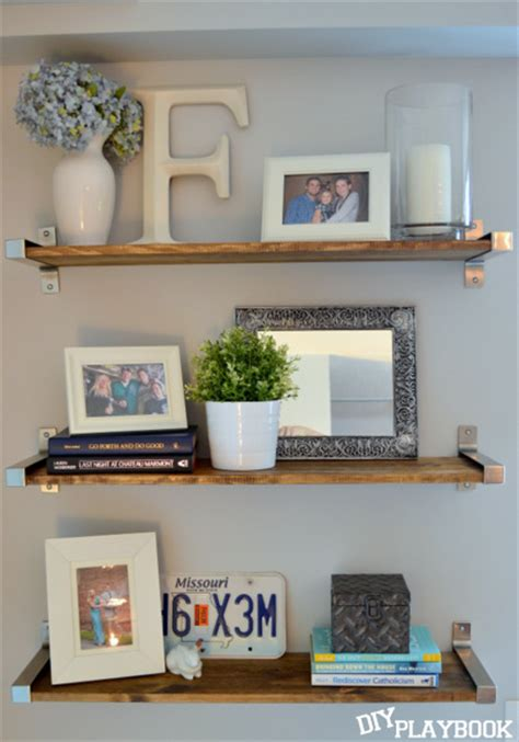 ikea bedroom shelves rustic ikea shelves diy playbook