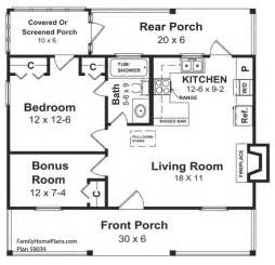 Floor Plans For Small Houses by Small House Floor Plans Small Country House Plans