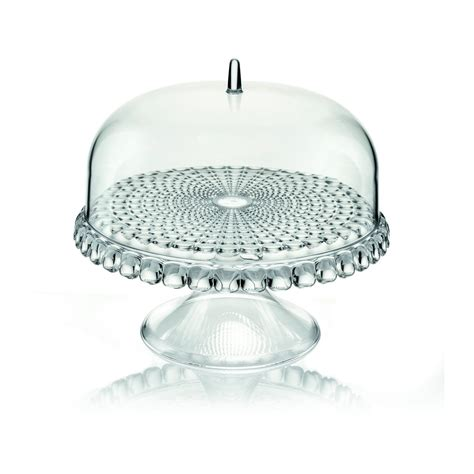 Cake Stand With Dome Small small cake stand with dome cake stand 19940100 fratelli guzzini store